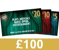 �100 Theatre Token and Gift Wallet