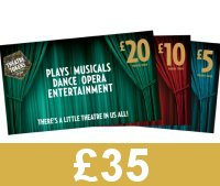 �35 Theatre Token and Gift Wallet
