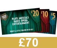 �70 Theatre Token and Gift Wallet