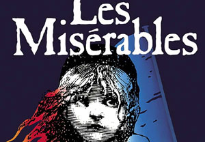Les Miserables Theatre Tickets and Meal for Two