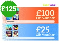 £125 Superbreak Voucher