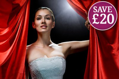 Deluxe West End Theatre and Dinner Voucher for Two