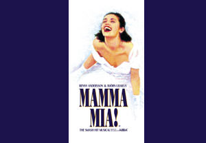Mamma Mia! Theatre Tickets and Meal for Two