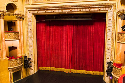 Backstage Tour of Drury Lane with Meal for Two