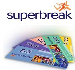 Superbreak vouchers at Theatre Gift Vouchers