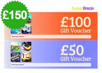 £150 Superbreak Voucher