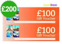 £200 Superbreak Voucher